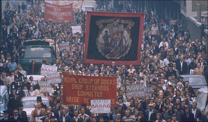 1970s unionism